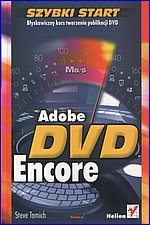 Adobe Encore DVD szybki start