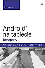 Android na tablecie Receptury