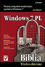 Windows 7 PL Biblia