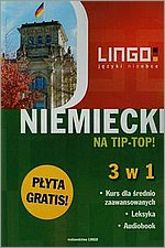 Niemiecki na tip-top! 3 w 1 + CD