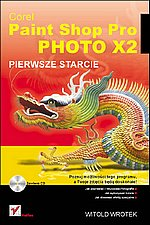 Corel Paint Shop Pro Photo X2 Pierwsze starcie