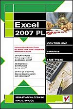 Excel 2007 PL controlling finanse i nie tylko