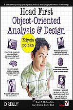 Head First Object-Oriented Analysis and Design edycja polska