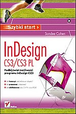 InDesign CS3/CS3 PL Szybki start