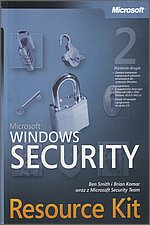 Microsoft Windows Security Resource kit Wydanie 2