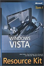 Windows Vista Resource kit Tom I/II